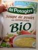Soupe de pouulet aux vermicelles Bio - Product