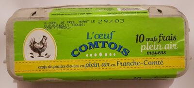 L'œuf comtois - Produit - fr