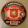 Camembert Main'Or - Product