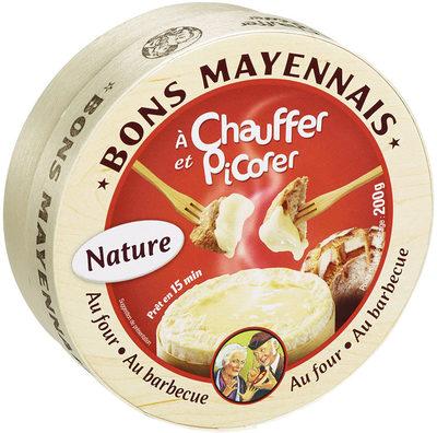 Bons Mayennais à chauffer et picorer Nature - Produit