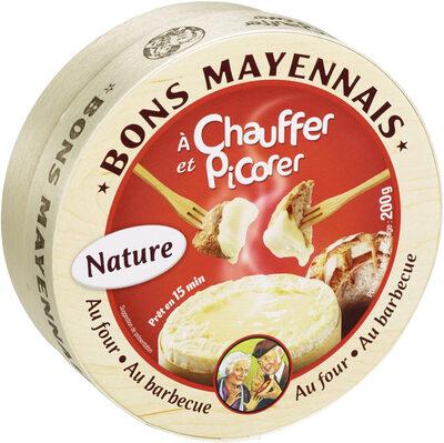Bons Mayennais à chauffer nature - Produit - fr