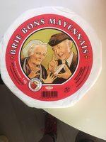 Bon Mayennais brie - Produit
