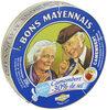 Camembert -30% de sel - Produit
