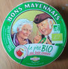 Camembert p'tit bio au lait entier - Product