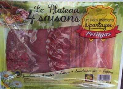 Le plateau 4 saisons - Produit - fr