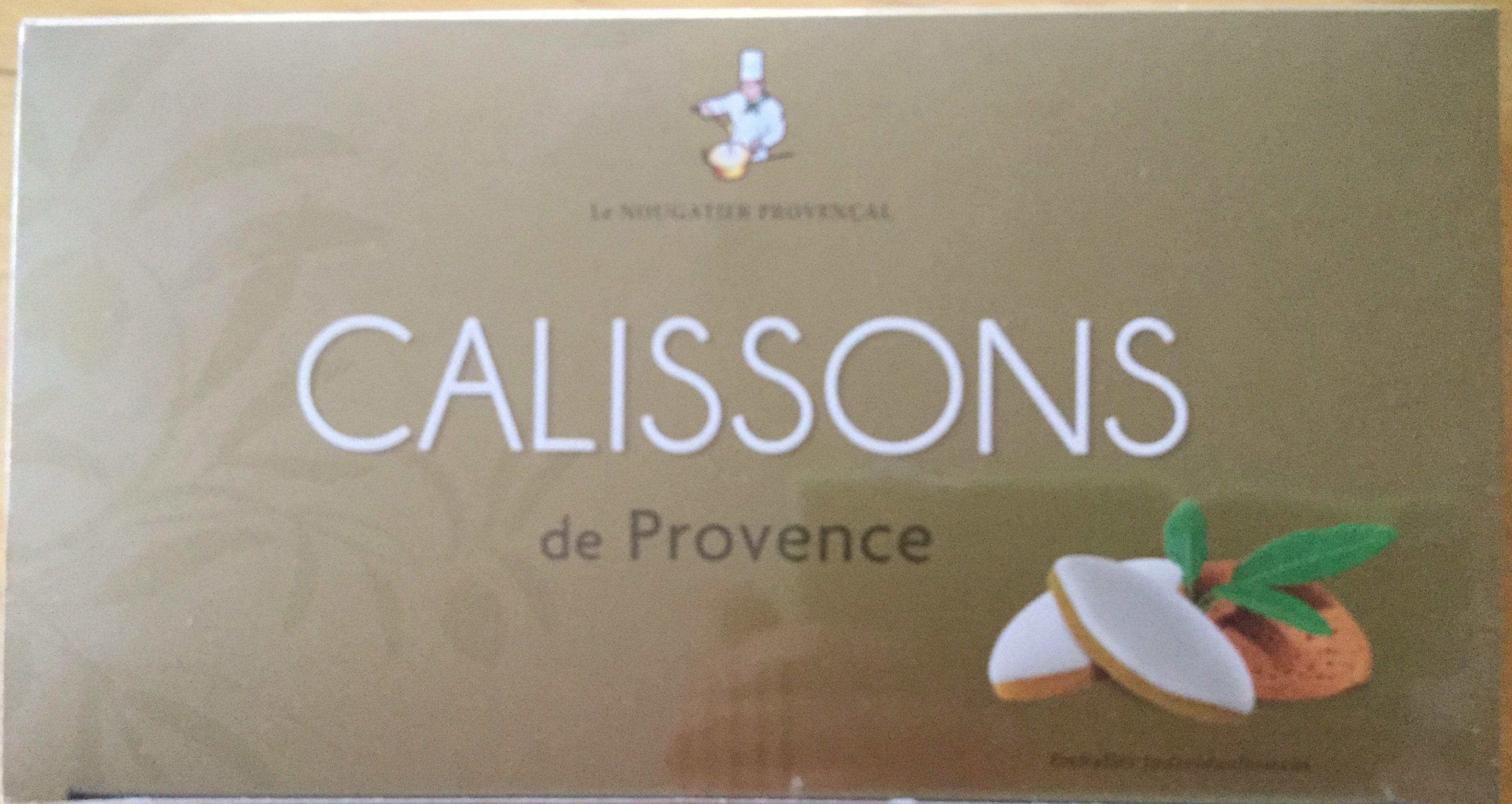 Calissons de Provence - Product - fr