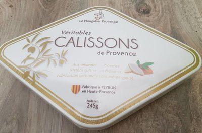Véritables CALISSONS de Provence - Product