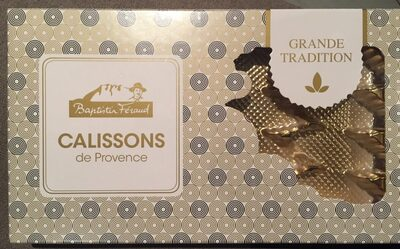 Calissons de provence - Product - fr