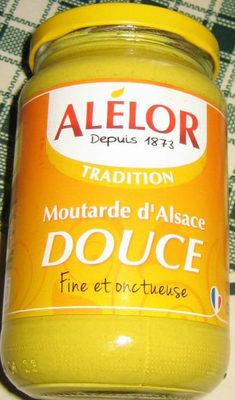 Moutarde d'Alsace Douce - Produit - fr
