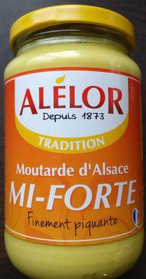 Moutarde d'Alsace mi-forte - 5