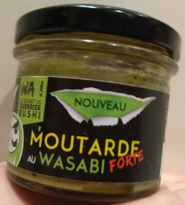 Moutarde au wasabi forte - Product