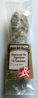 Saucisson sec supérieur à l'ancienne. Pur porc - Product - fr