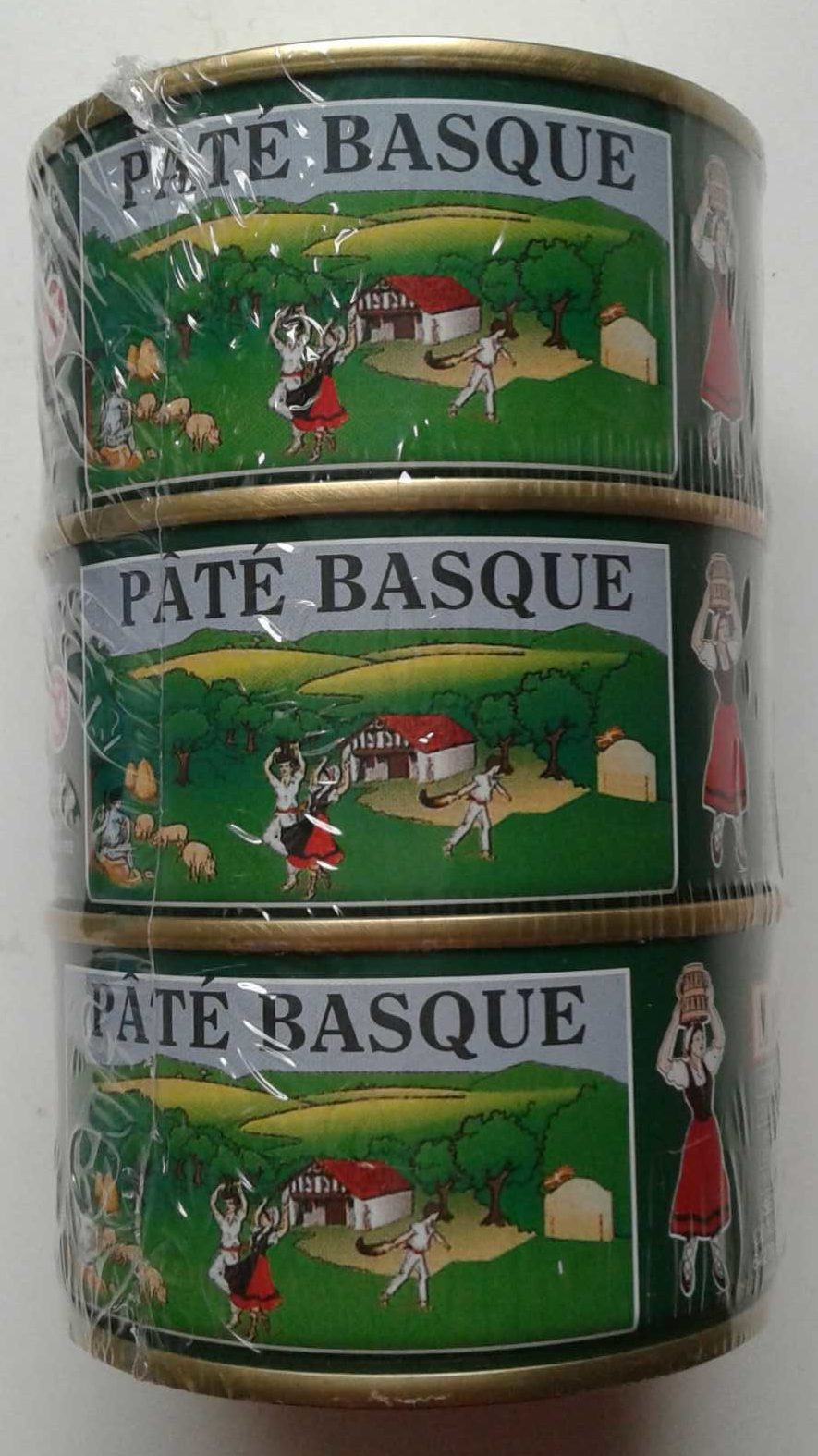 Pâte basque - Producto