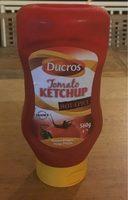 Ducros Hot Tomato Ketchup - Prodotto - fr