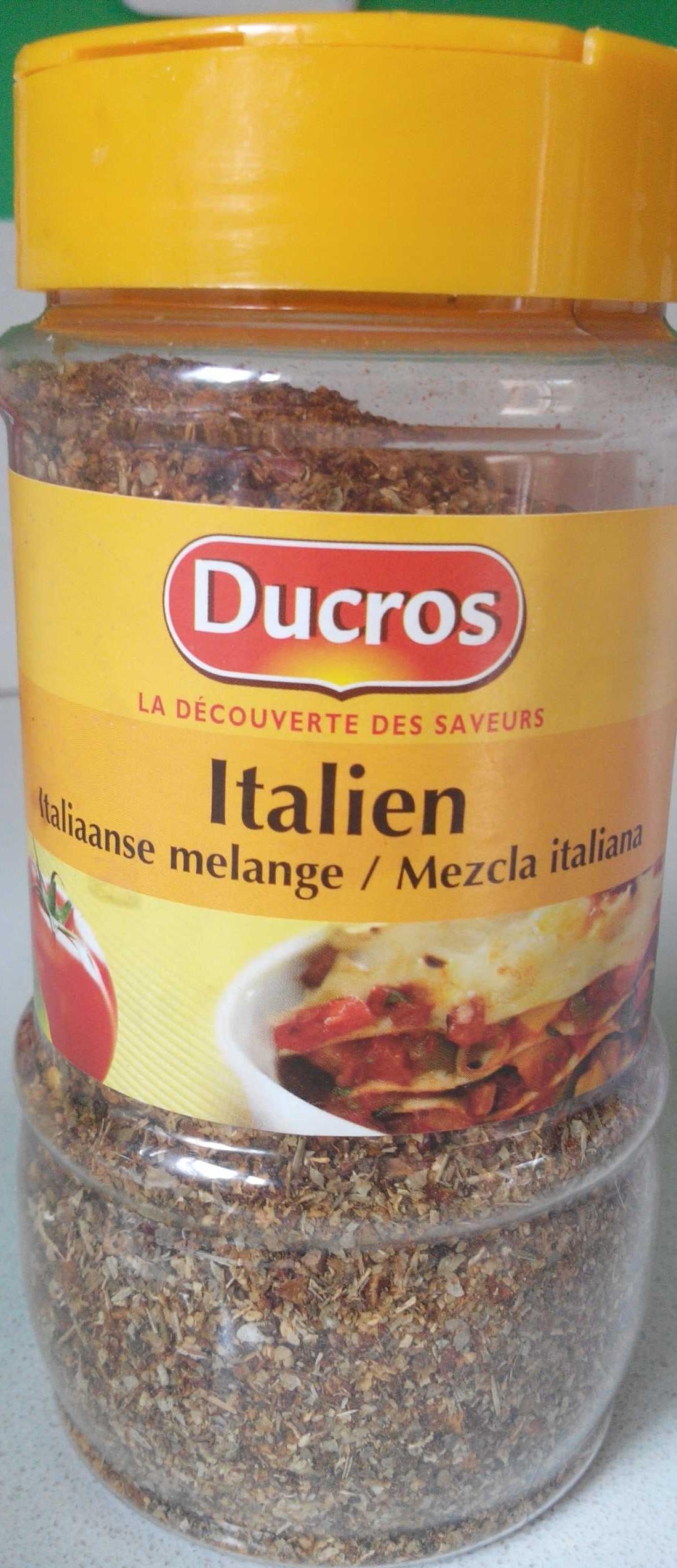 Mélange italien - Produit