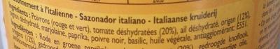 Mélange italien - Ingrédients