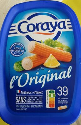 Coraya l'original - Produit - fr