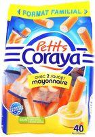 Petits Coraya avec 2 sauce mayonnaise - Product