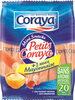 Bâtonnets De Surimi Et Sauce Mayonnaise Les Petits Coraya, - Product