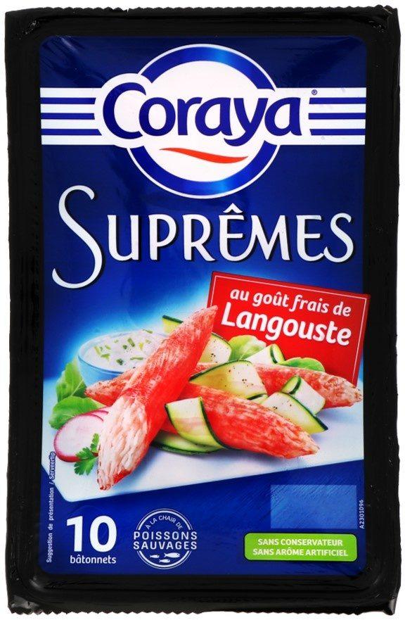 Suprêmes au goût frais de Langouste - Product