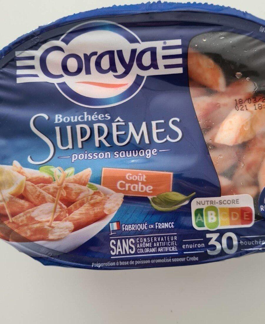 Suprêmes au Goût de Crabe - Produit - fr