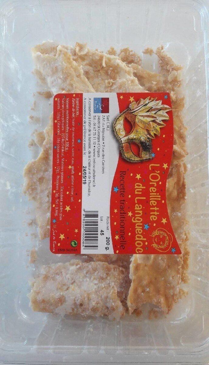 L'Oreillette du Languedoc - Produit - fr