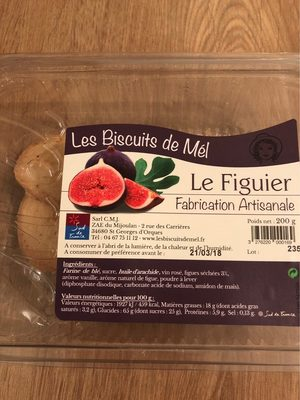Le Figuier - Nutrition facts