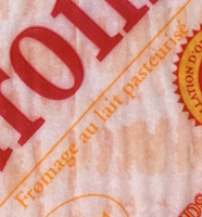 Quart Maroilles (27% MG) - Ingrédients - fr