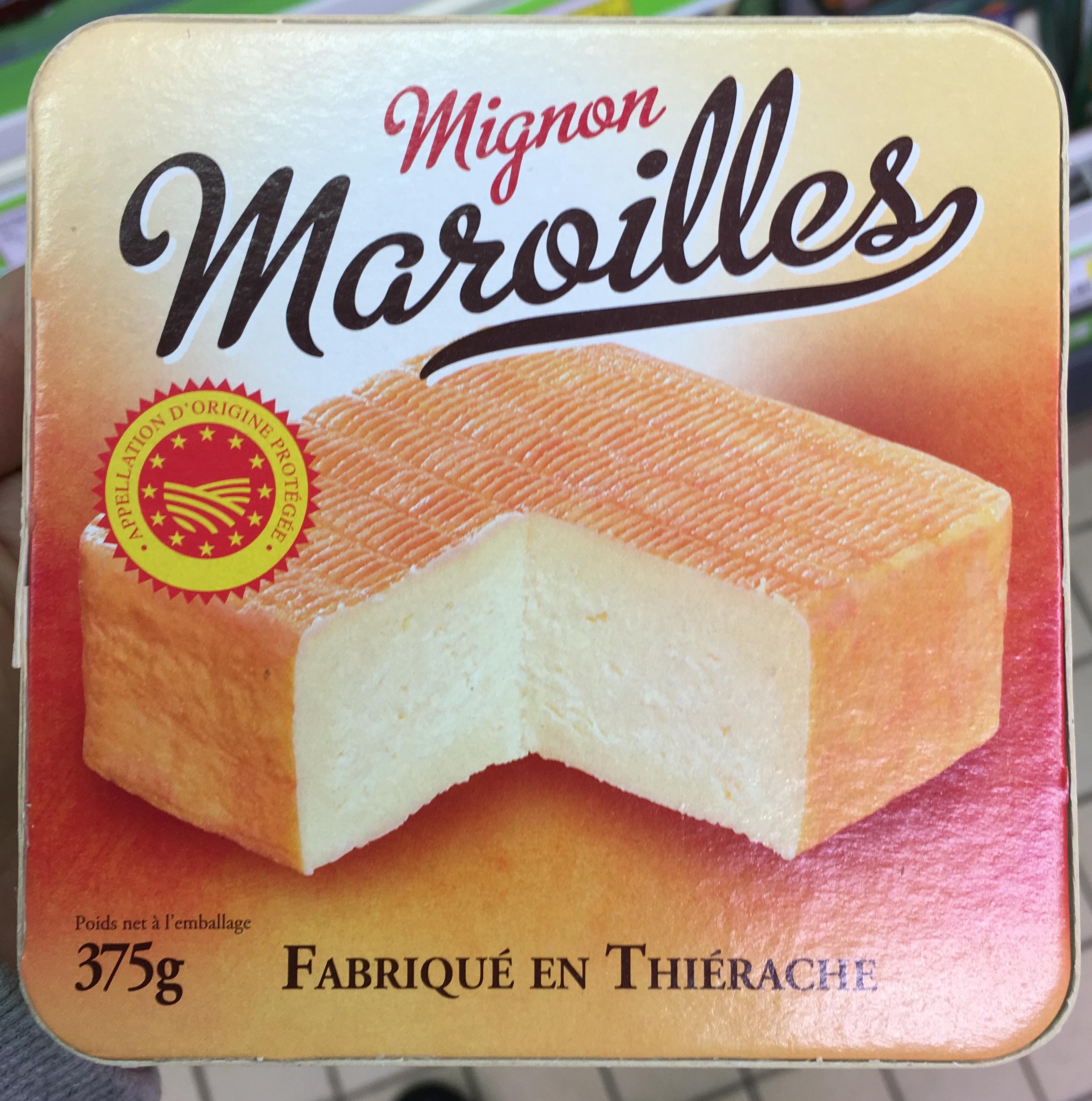 Maroilles (27% MG) - Produit - fr