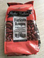 Haricots rouges secs - Product - fr