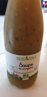 Soupe de courgettes - Product