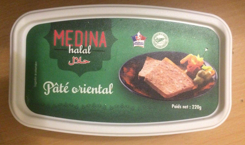 Pâté Oriental - Product - fr