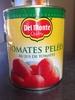 Tomates pelées au jus de tomates - Produit