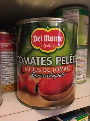 tomates pel es au jus de tomates del monte avis de consommation. Black Bedroom Furniture Sets. Home Design Ideas