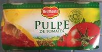 Pulpe de tomates - Produkt - fr