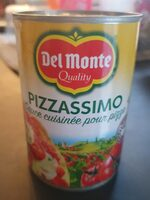 Pizzassimo - Produit - fr