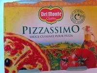 Pizzassimo - Produit