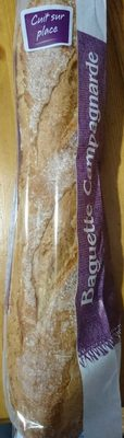 Baguette Campagnarde - Product