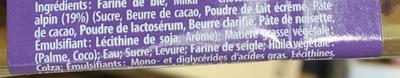 Donut - Ingredients