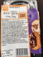 Muffin milka - Produit - fr