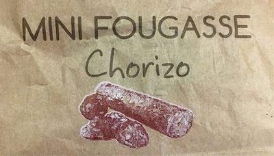 Mini Fougasse Chorizo - Product