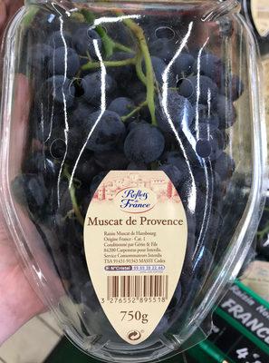 Muscat de Provence - Produit - fr