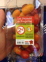 Tomates Cerises - Produit - fr