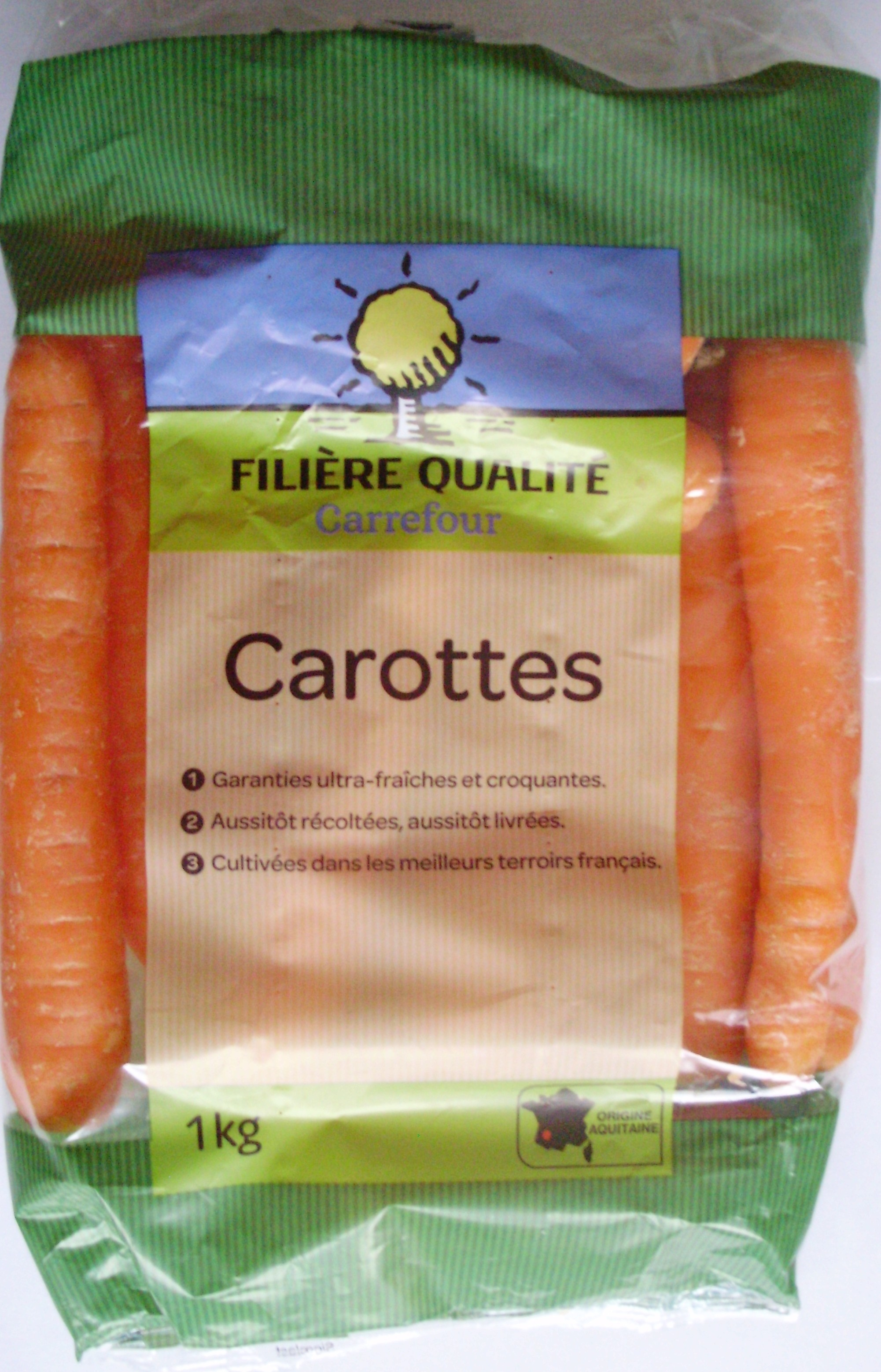 Carottes - Product - fr