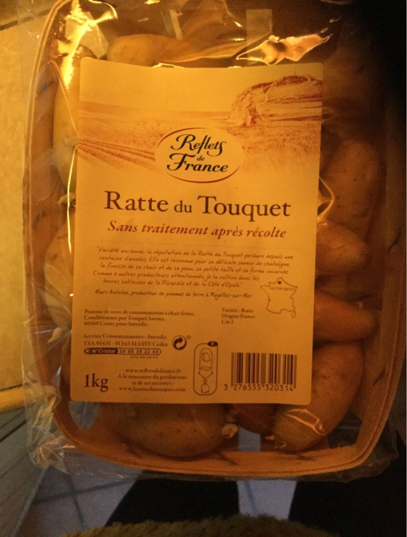 Ratte du Touquet - Nutrition facts - fr