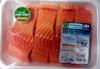 Pavé de saumon sans arêtes avec peau - 560 g - Product