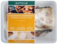 Lasagnes aux champignons - Produit - fr