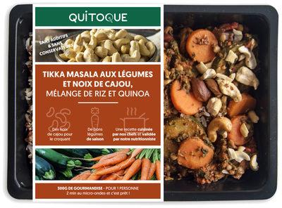 Tikka Masala aux Légumes - Produit