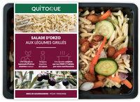 Salade d'orzo aux légumes grillés - Produit - fr