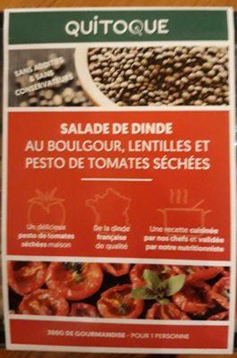 Salade dinde - Produit - fr
